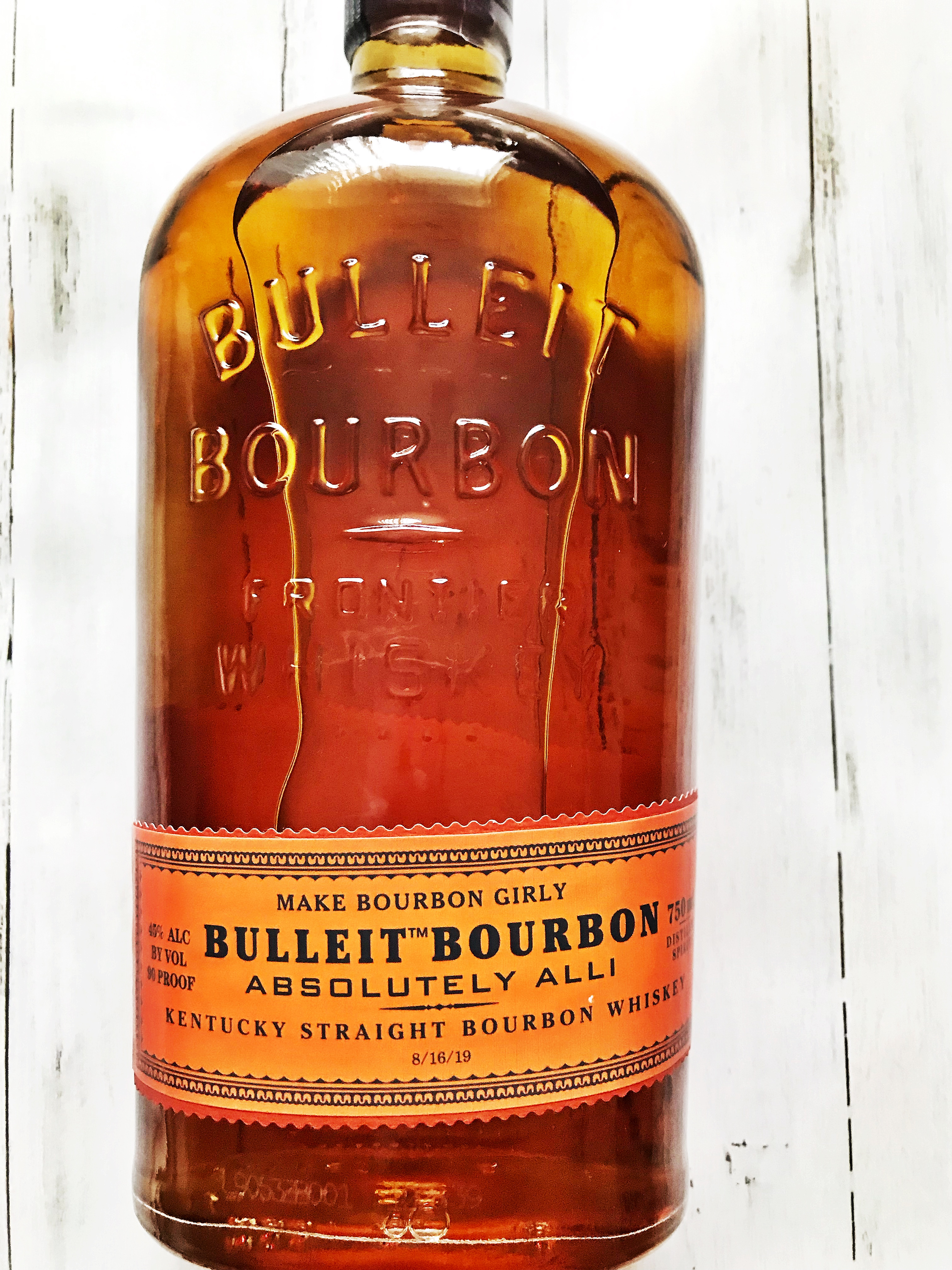 Custom Bottle Label