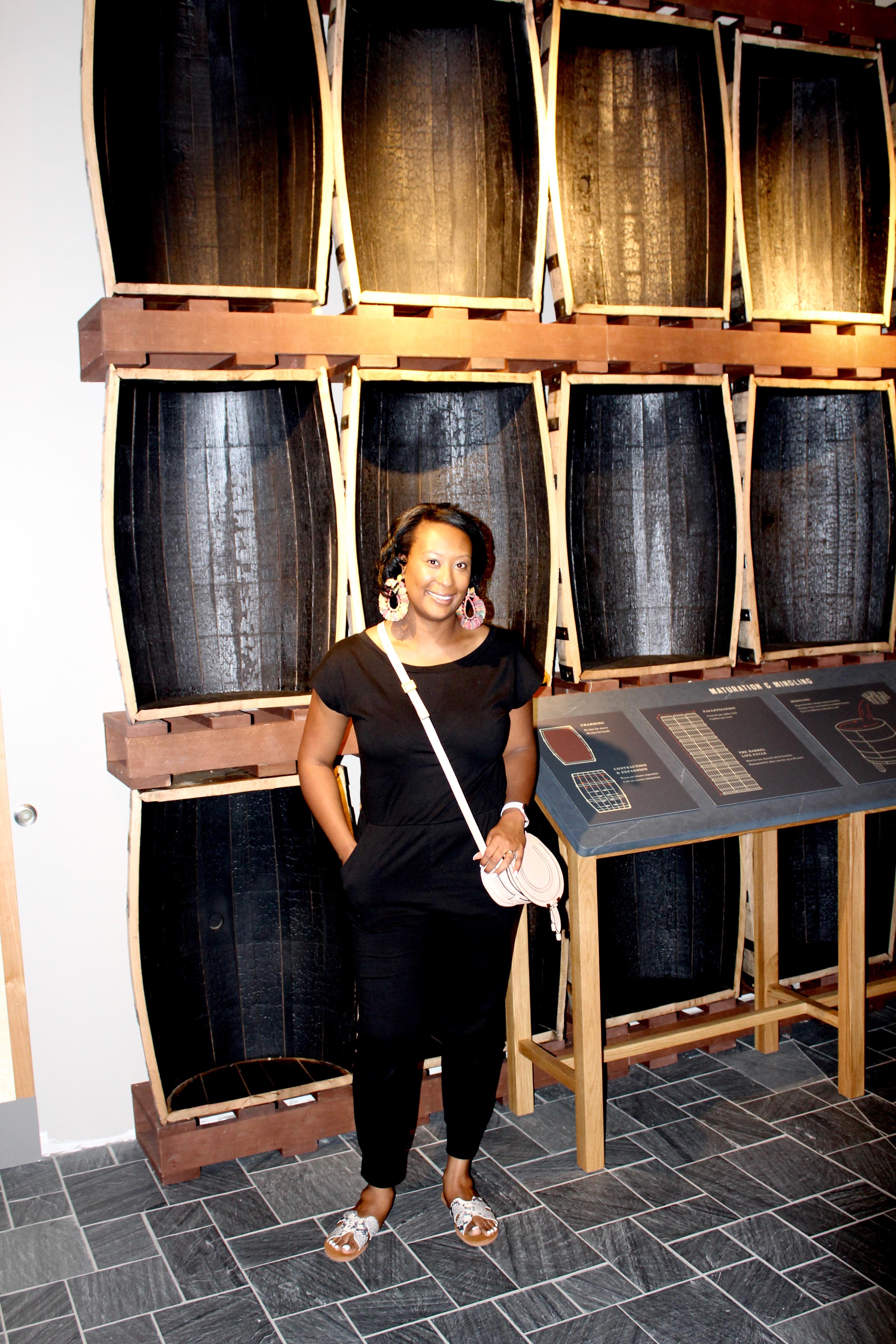 Bourbon Barrels, Bulleit