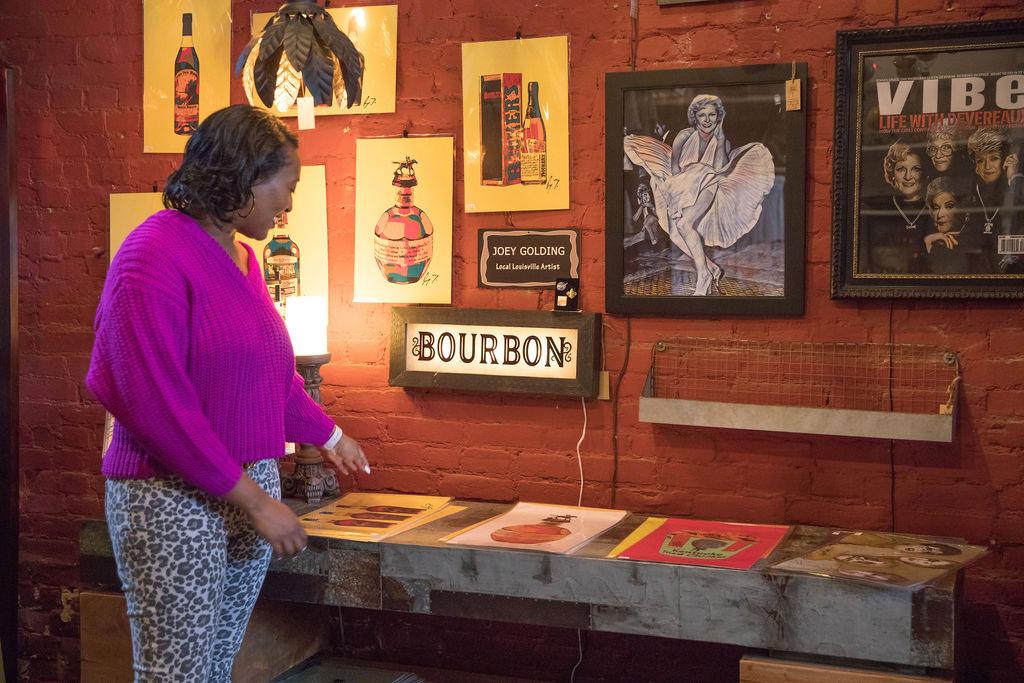 Bourbon Art