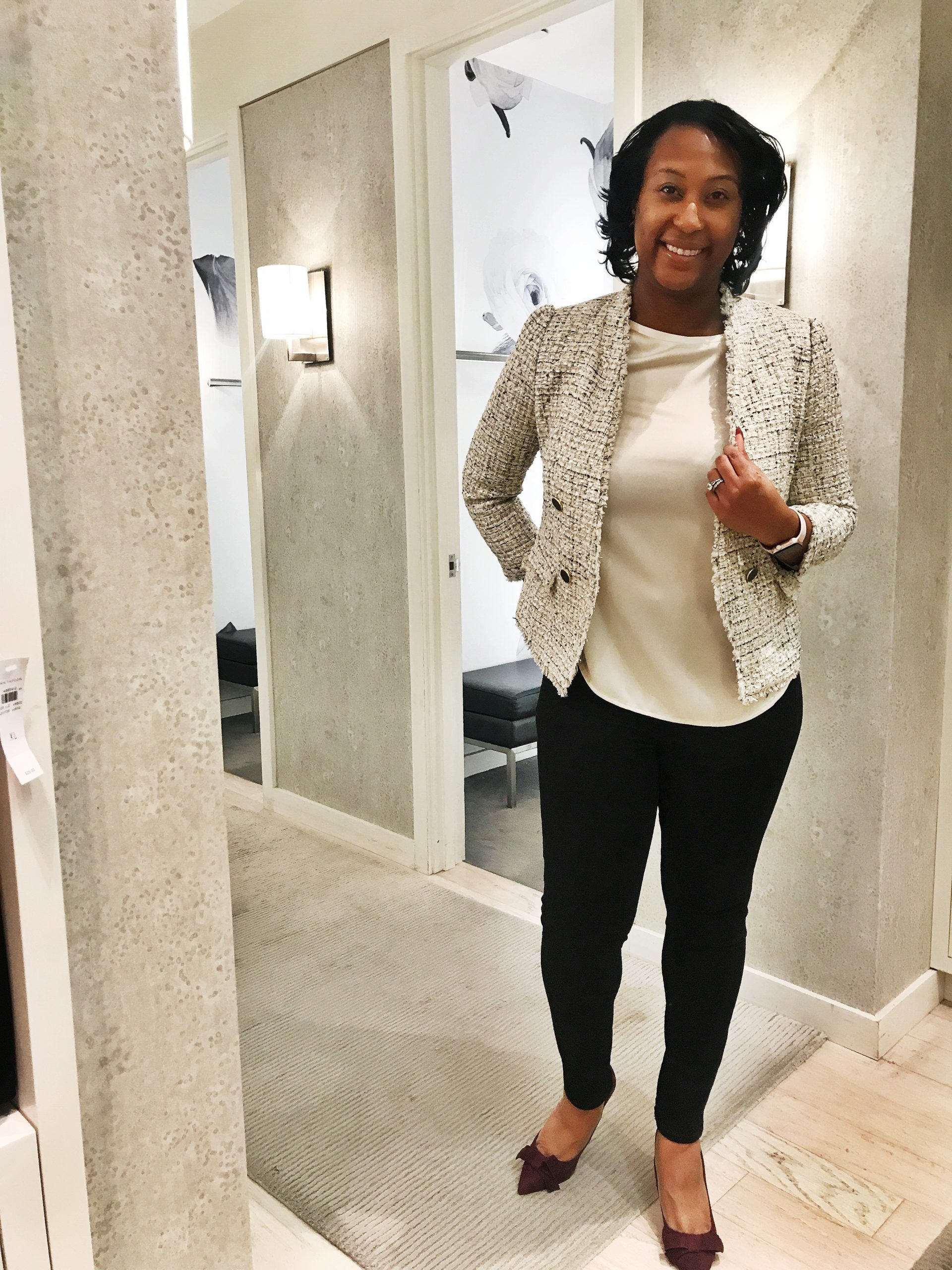 What to wear from Ann Taylor