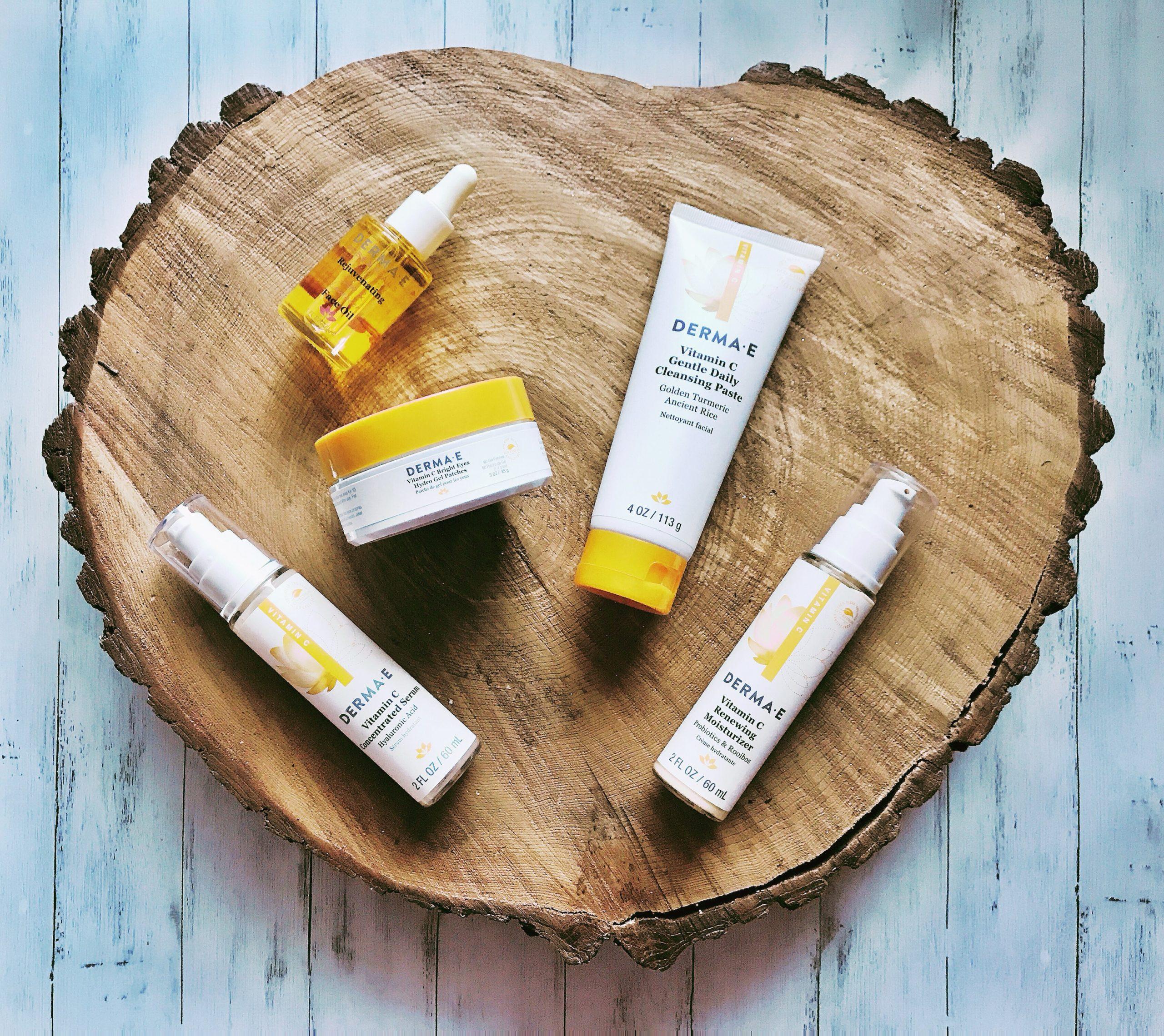 Skincare, Derma-E, Vitamin C