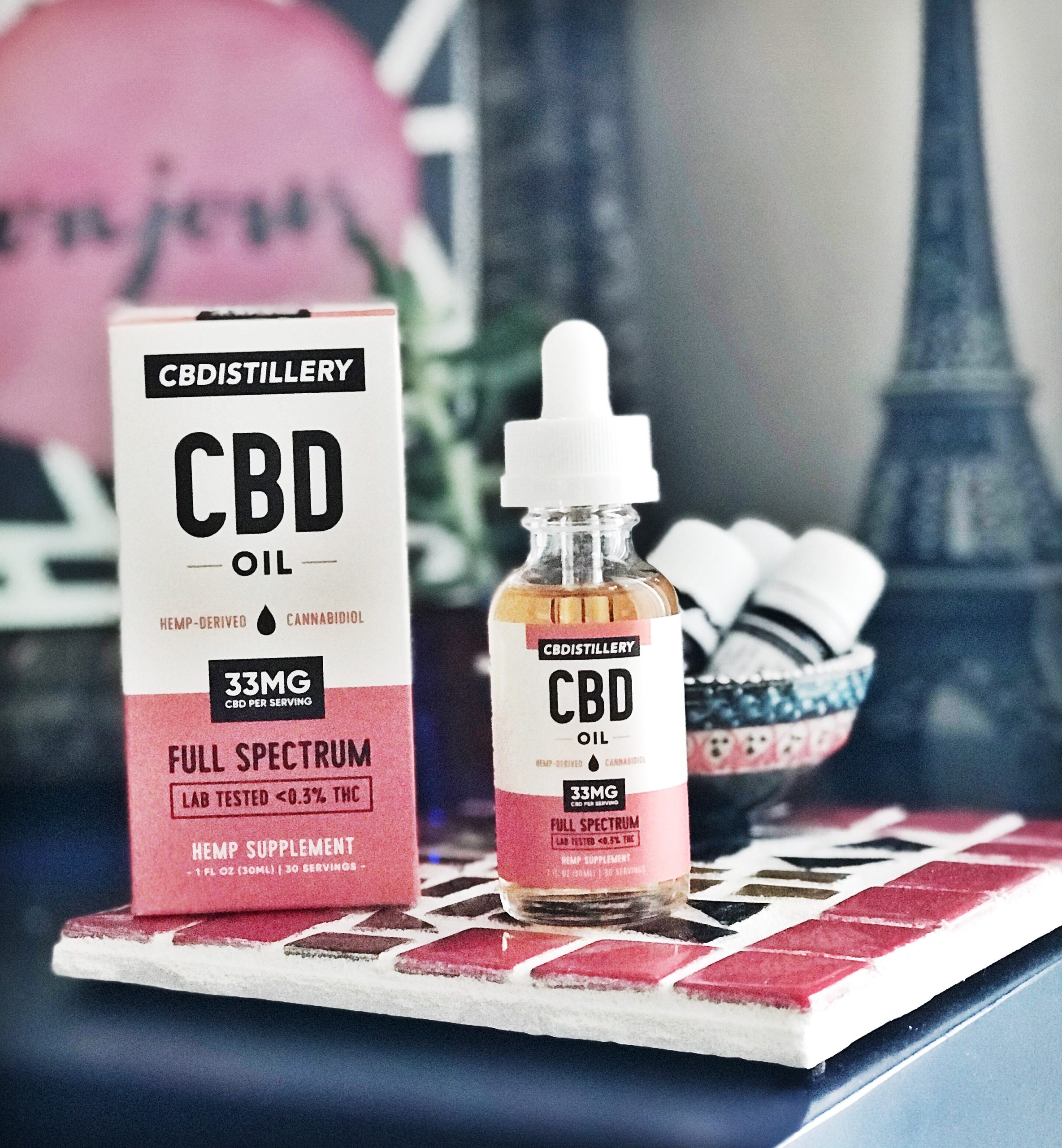 CBD Oil, CBDistillery, Anxiety
