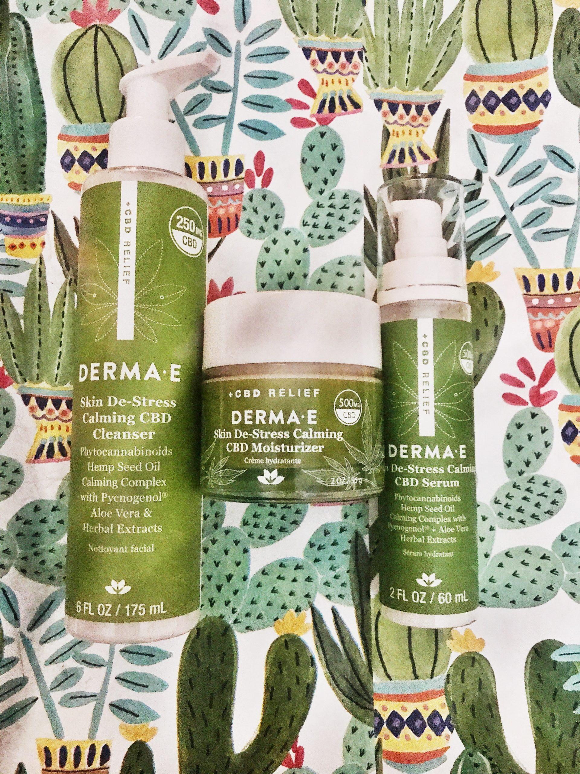 CBD Skincare, Derma E