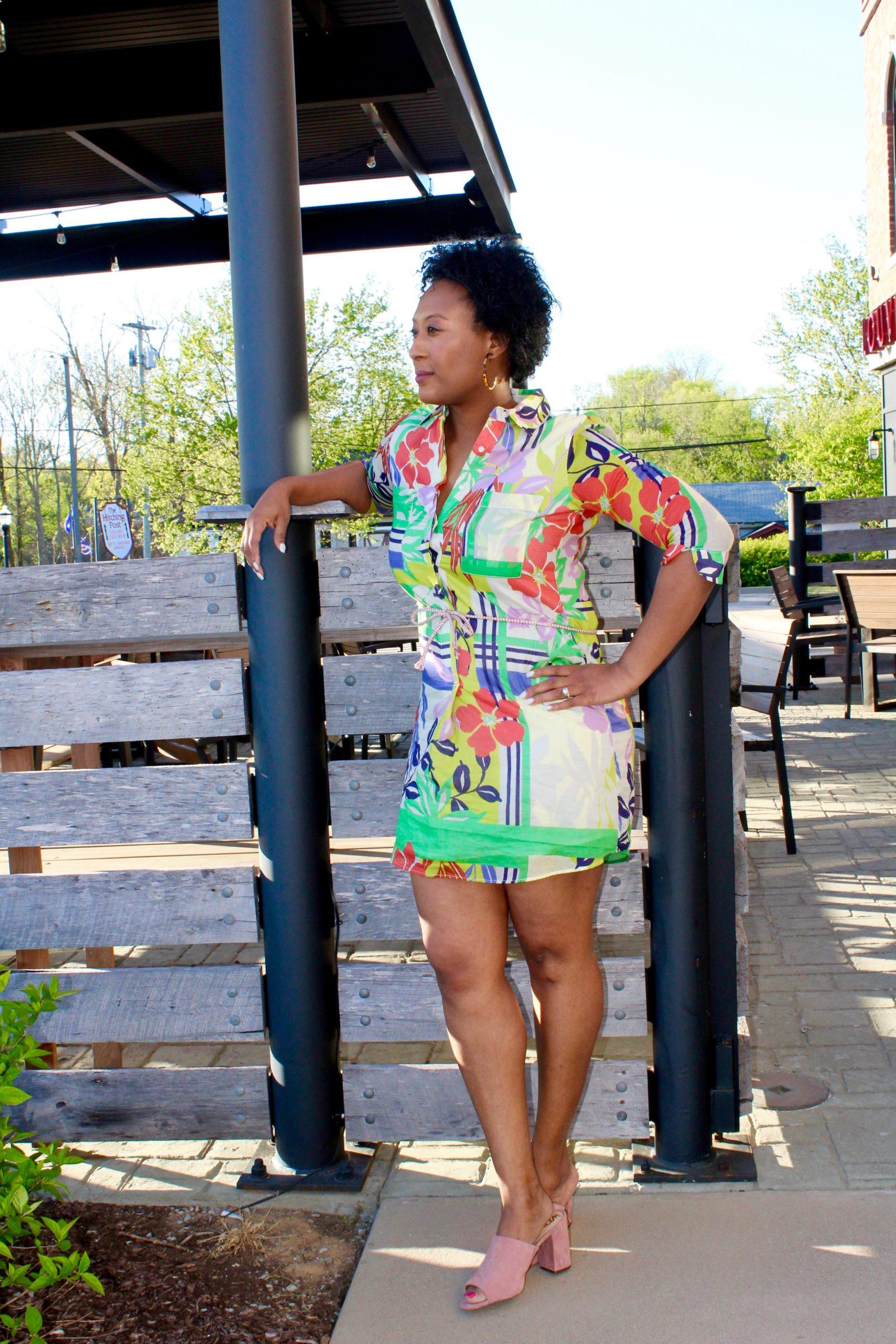 Dress, Summer Dress