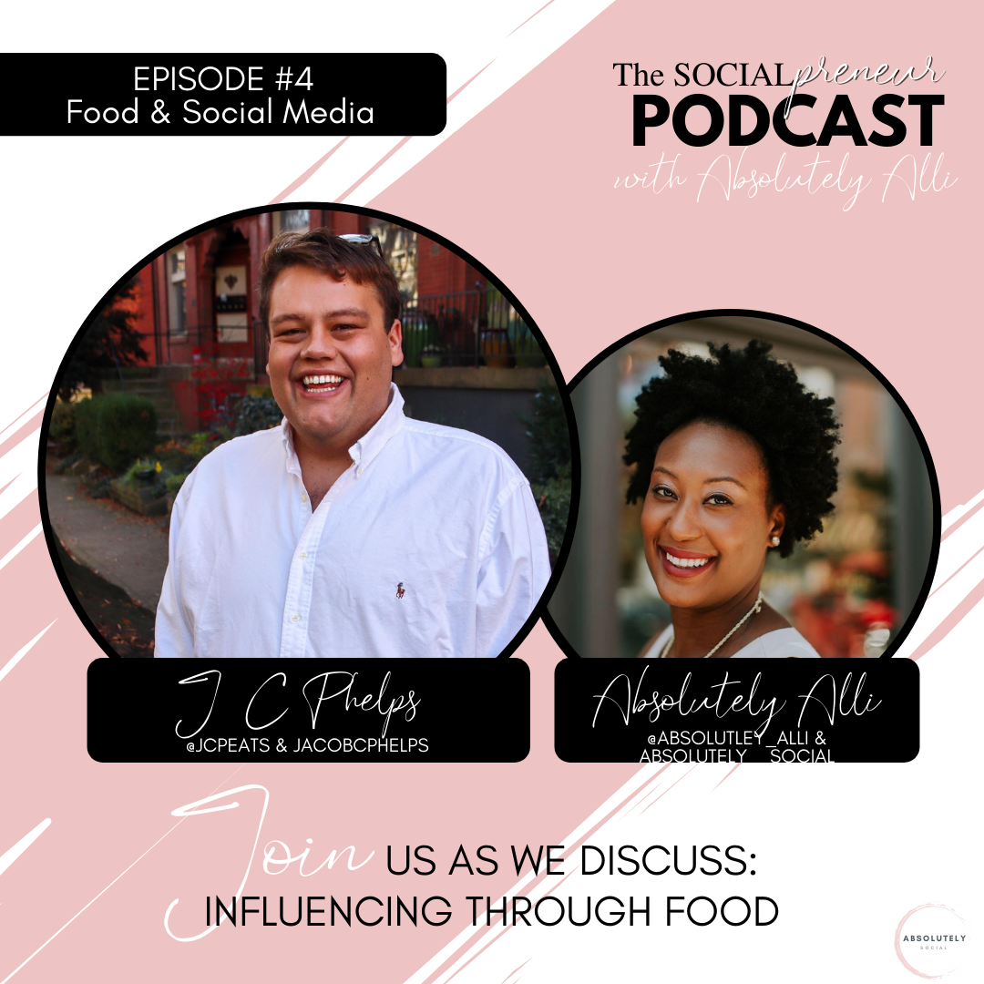 Food and Influencer, How to be a food Influencer, How to take Food pictures, JCP Eats