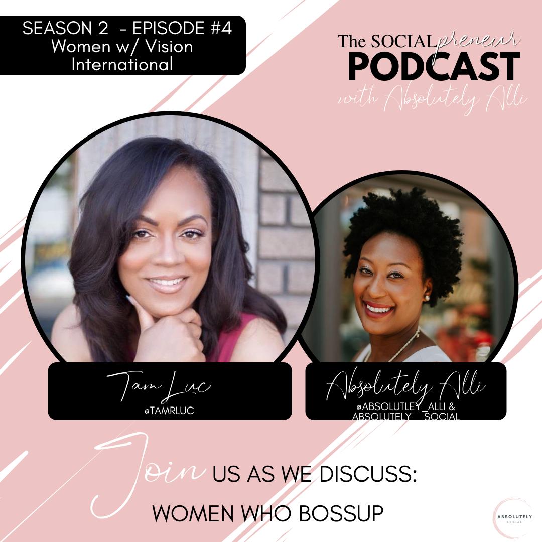 Boss Women, Entrepreneurship