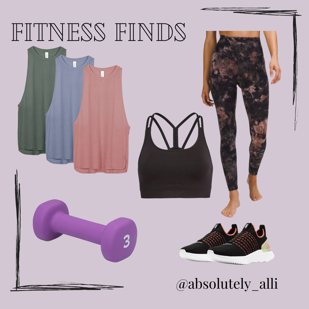 Fitness, athletic wear, Summer Style Inspo